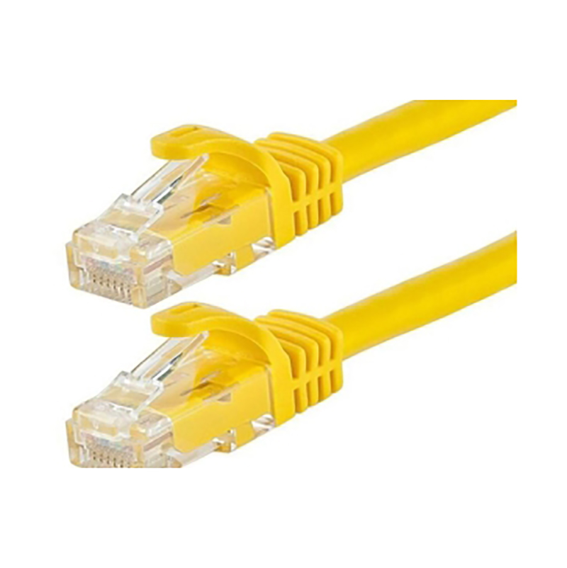 Astrotek Cat 6 Ethernet Cable - 0.5m Yellow