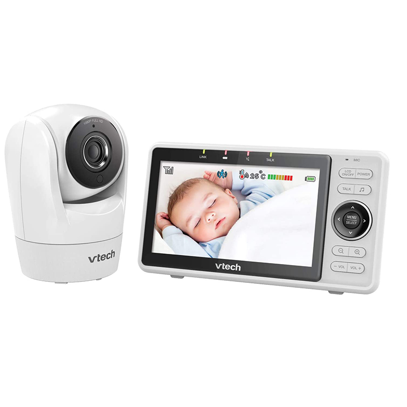 Vtech Video & Audio Baby Monitor (RM5762)