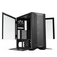 Lian Li LanCool II Mesh TG Performance Mid Tower E-ATX Case - Black