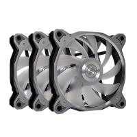 Lian Li Bora Digital 120mm ARGB Fan Space Gray - 3 Pack