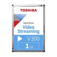 Toshiba 1TB V300 3.5in SATA Video Streaming Hard Drive (HDWU110UZSVA)