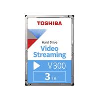 Toshiba 3TB V300 3.5in SATA Video Streaming Hard Drive (HDWU130UZSVA)