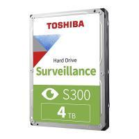Toshiba 4TB S300 3.5in SATA Surveillance Hard Drive (HDWT140UZSVA)