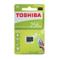 Toshiba 256GB M203 UHS-1 C10 MicroSDXC Card