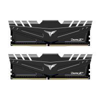 Team 16GB (2x8GB) TDZAD416G3200HC16CDC01 T-Force Dark Za 3200MHz DDR4 RAM - Black