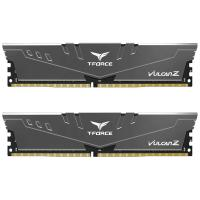 Team 16GB (2x8GB) TLZGD416G3200HC16CDC01 T-Force Vulcan Z 3200MHz DDR4 RAM - Grey