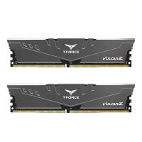 Team 32GB (2x16GB) TLZGD432G3200HC16CDC01 T-Force Vulcan Z 3200MHz DDR4 RAM - Grey