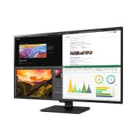 LG 43in 4K IPS Multi Tasking Monitor (43UN700-B)