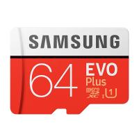 Samsung EVO Plus 64GB C10 100MB/s MicroSDXC Card