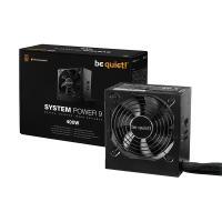 be quiet! 400W System Power 9 80+ Bronze Power Supply (BN918)
