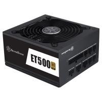 SilverStone 500W 80+ Gold Power Supply (ET500-MG)