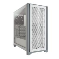 Corsair Carbide 4000D Airflow TG Mid Tower ATX Case - White