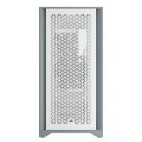Corsair Carbide 4000D Airflow TG Mid Tower ATX Case - White