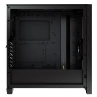 Corsair Carbide 4000D Airflow TG Mid Tower ATX Case - Black