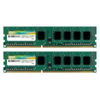 Silicon Power 16GB (2x8G) SP016GLLTU160N22 DDR3L 1600MHz PC3-12800 1.35V CL11 (240 pins)