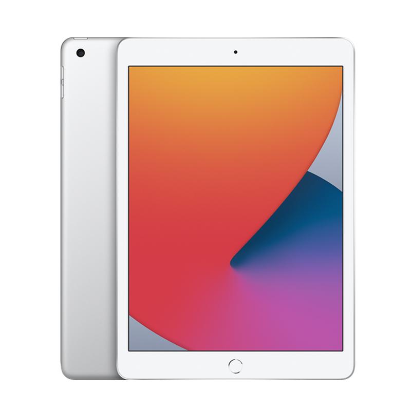 Apple 10.2 inch iPad - Wi-Fi 128GB - Silver (MYLE2X/A)