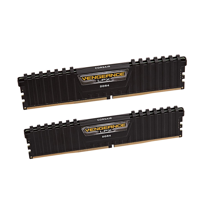 Corsair 64GB (2x32GB) CMK64GX4M2D3600C18 Vengeance LPX 3600MHz DDR4 RAM