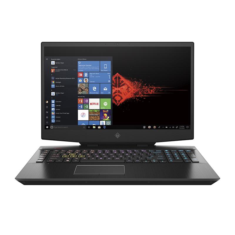 HP Omen 17.3in FHD IPS 144Hz i7-9750H RTX2080 512GB SSD 16GB RAM W10H Gaming Laptop (7WY89PA)