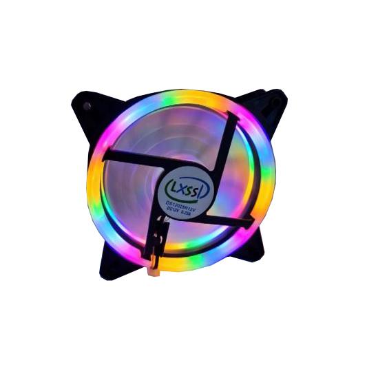 120mm 4 Colour Case Fan
