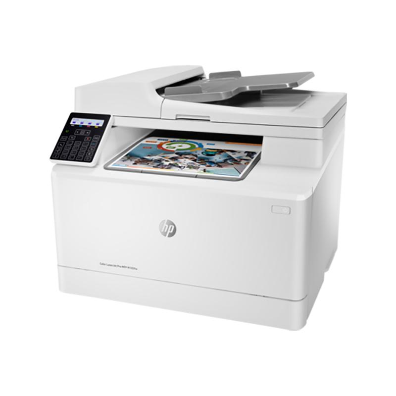 HP LaserJet Pro Colour WiFi Multifunction Laser Printer (7KW56A)