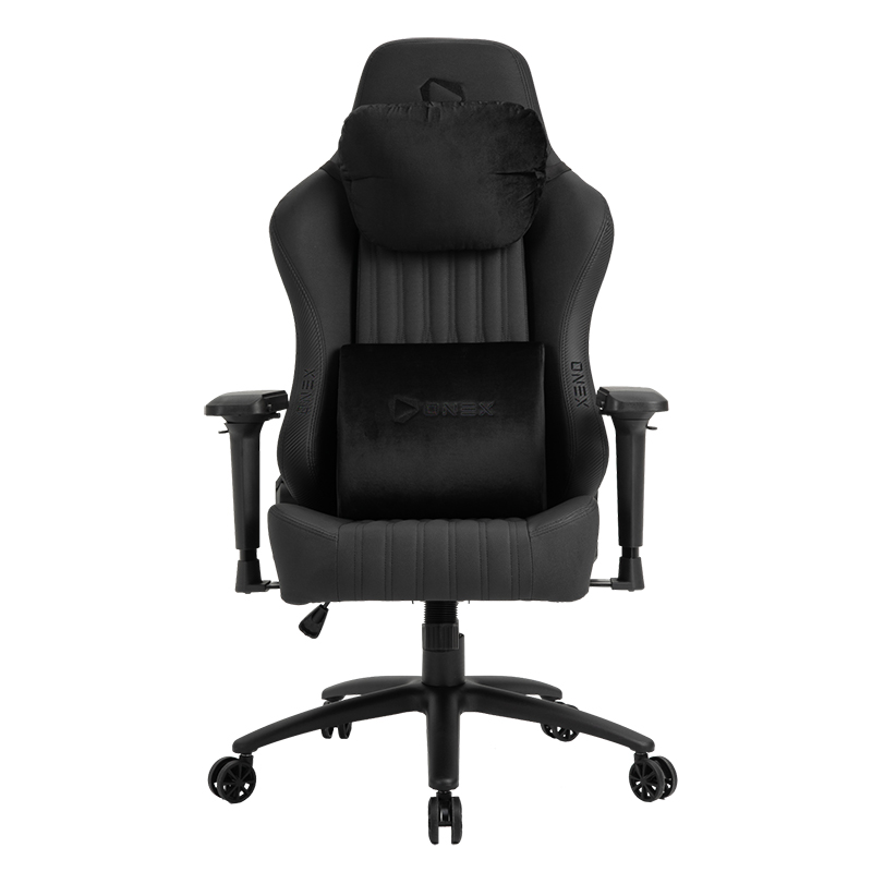 ONEX FT-700 France Tournament Special Edition Gaming Chair - Black