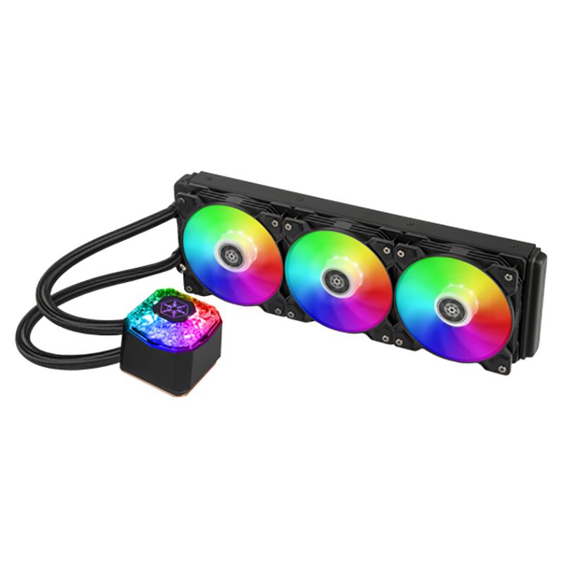 SilverStone IceGem 360 ARGB AIO Liquid CPU Cooler