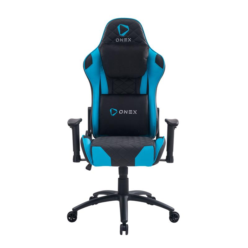 ONEX GX330 Series Gaming Chair - Black/Blue