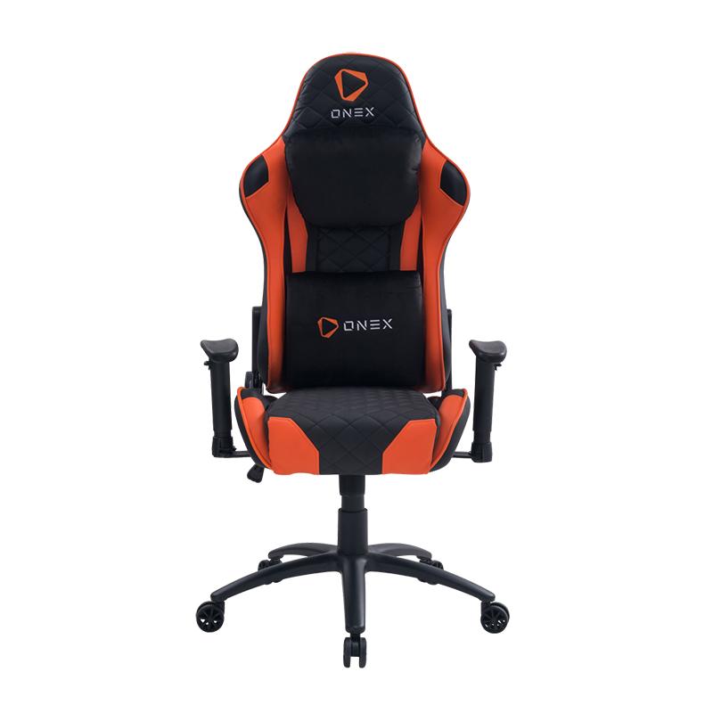 ONEX GX330 Series Gaming Chair - Black/Orange