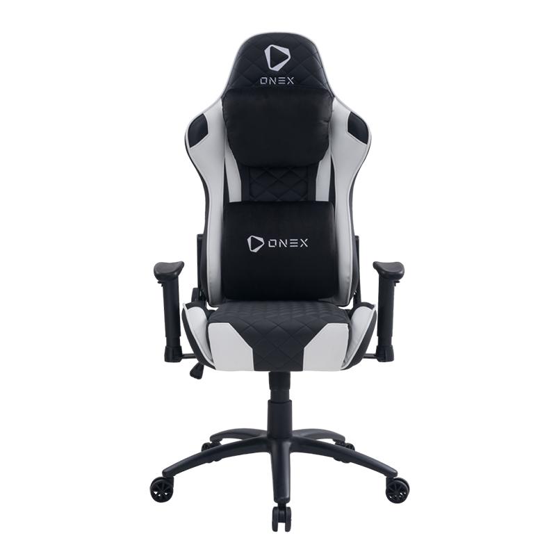 ONEX GX330 Series Gaming Chair - Black/White