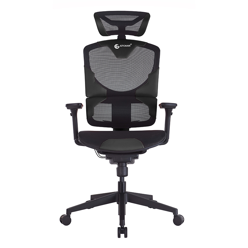 GTCHAIR SE-13N Ergonomic Gaming Chair - Black