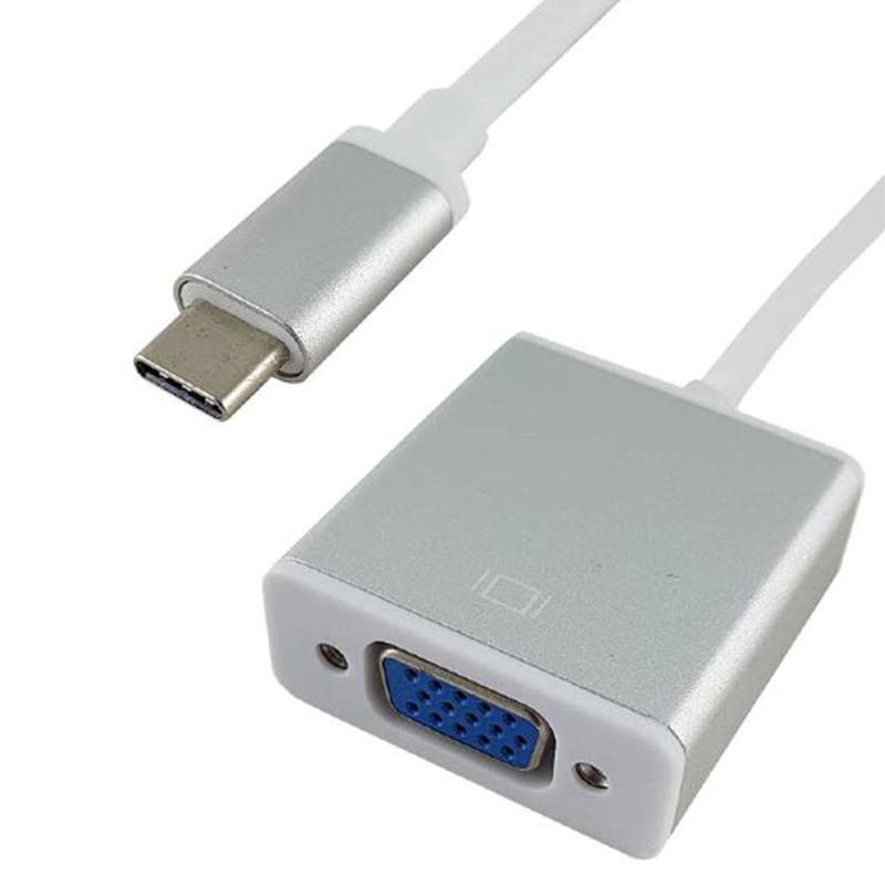Shintaro USB C to VGA Adapter