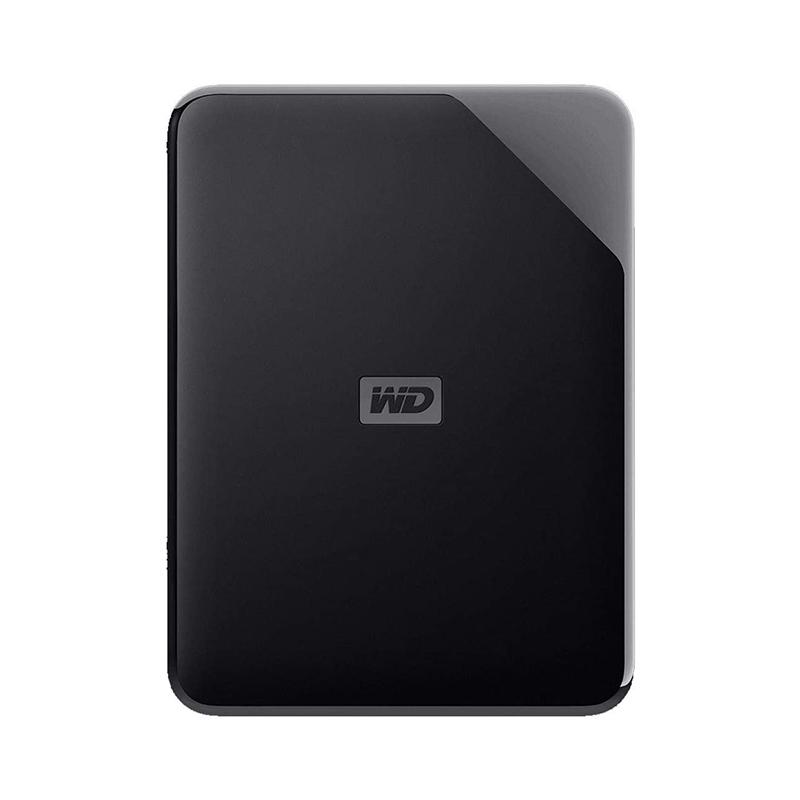 Western Digital 5TB Elements SE Portable Hard Drive - Black