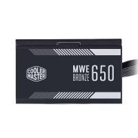 Cooler Master MWE 650w 80+ Bronze V2 Power Supply (MPE-6501-ACAAB-AU)