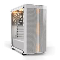 be quiet! Pure Base 500DX Tempered Glass ATX Case - White
