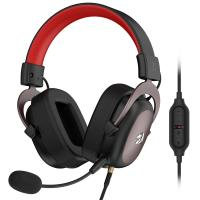 Redragon H510 Wired Gaming Headset - 7.1 Surround Sound - Memory Foam Ear Pads