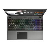 Gigabyte Aorus 15.6in FHD 144Hz i7-10750H GTX1660Ti 512GB SSD 16GB RAM W10H Gaming Laptop (AORUS-15G-SB-7AU1130MH)