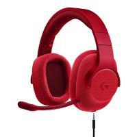 Logitech G433 7.1 Gaming Headset - Red