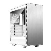 Fractal Design Define 7 Compact TG Mid Tower ATX Case - White