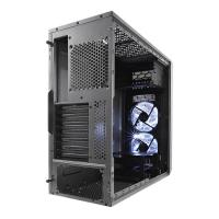 Fractal Design Focus G Mid Tower ATX Case - Gray