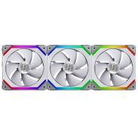Lian Li SL120 Uni Fan ARGB 120mm Fan 3 Pack - White