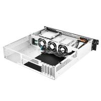 SilverStone 2U Rackmount mATX Server Case