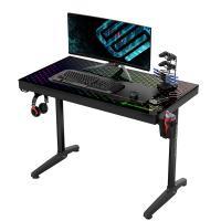 Eureka Ergonomic Explorer Edition TG RGB Gaming Desk