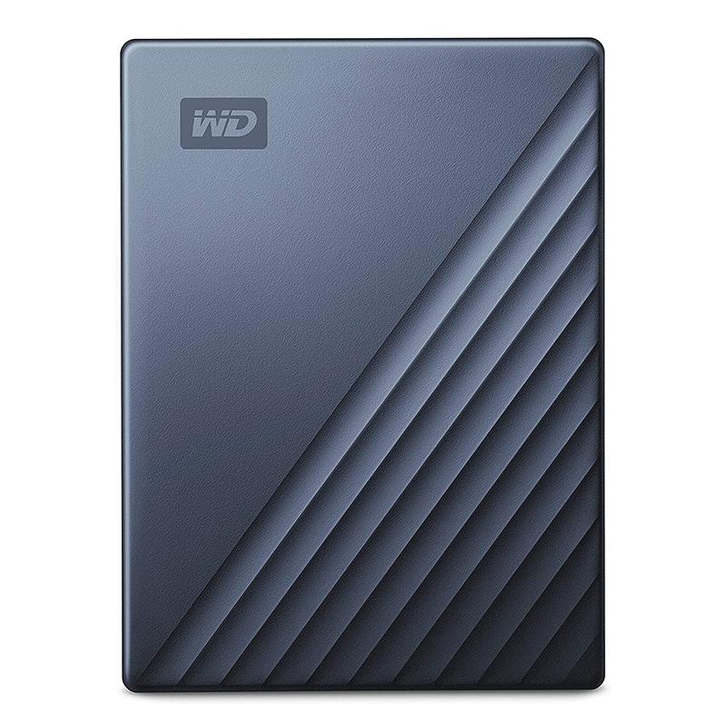 Western Digital 2TB My Passport Ultra USB 3.0 External HDD - Blue