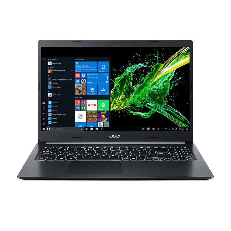 Acer Aspire 15.6in FHD i7-1065G7 512GB SSD Laptop (A515-55-70BH)