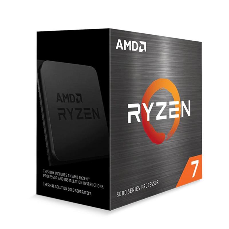 AMD Ryzen 7 5800X 8 Core AM4 4.7GHz CPU Processor