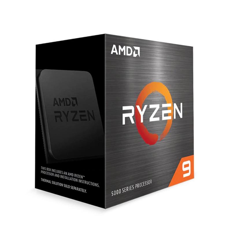 AMD Ryzen 9 5900X 12 Core AM4 4.8GHz CPU Processor