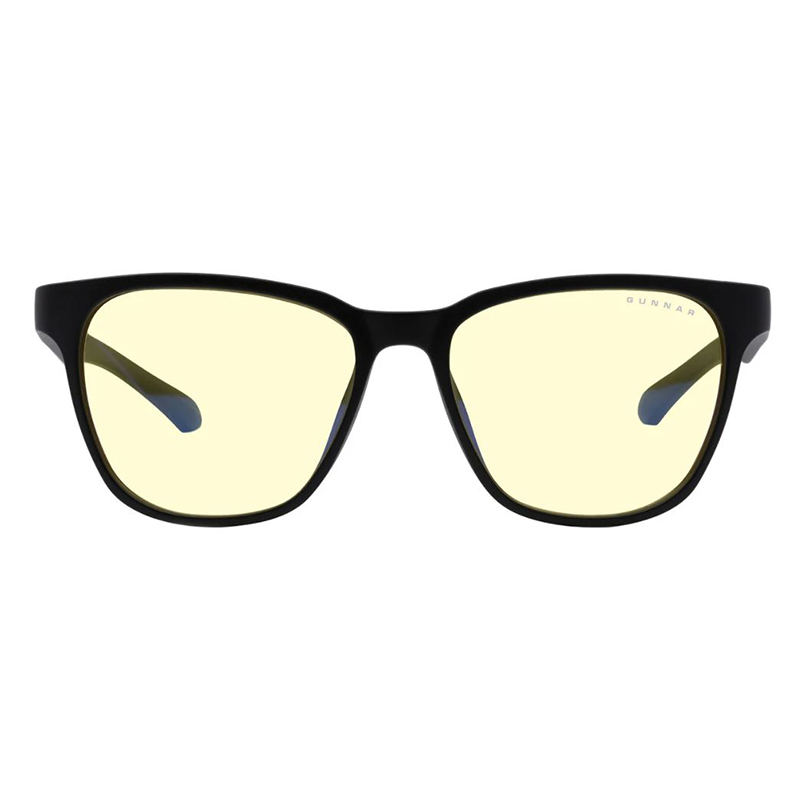 Gunnar Berkeley Onyx Amber Indoor Digital Eyewear