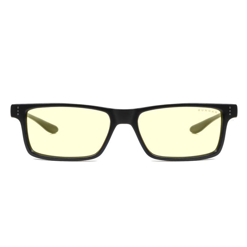 Gunnar Cruz Onyx Amber Indoor Digital Eyewear