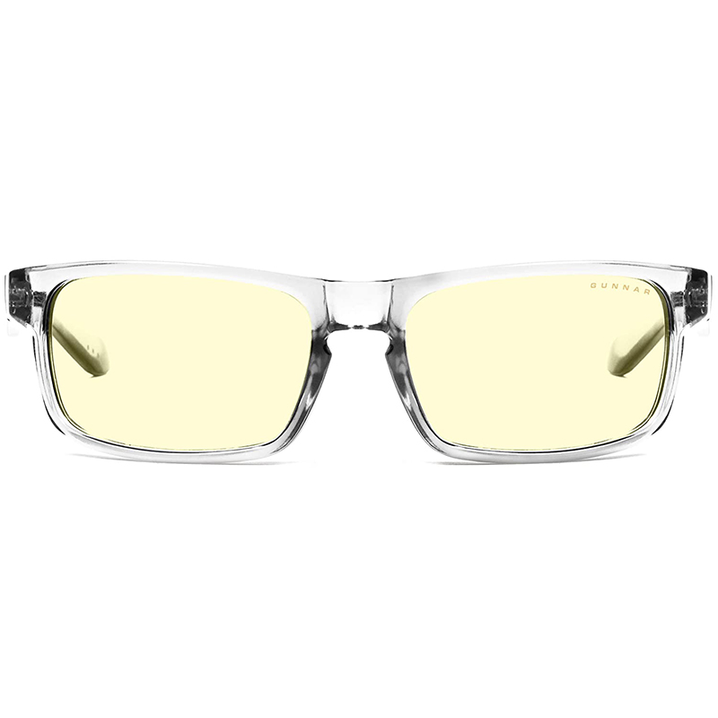 Gunnar Enigma Void Amber Indoor Digital Eyewear