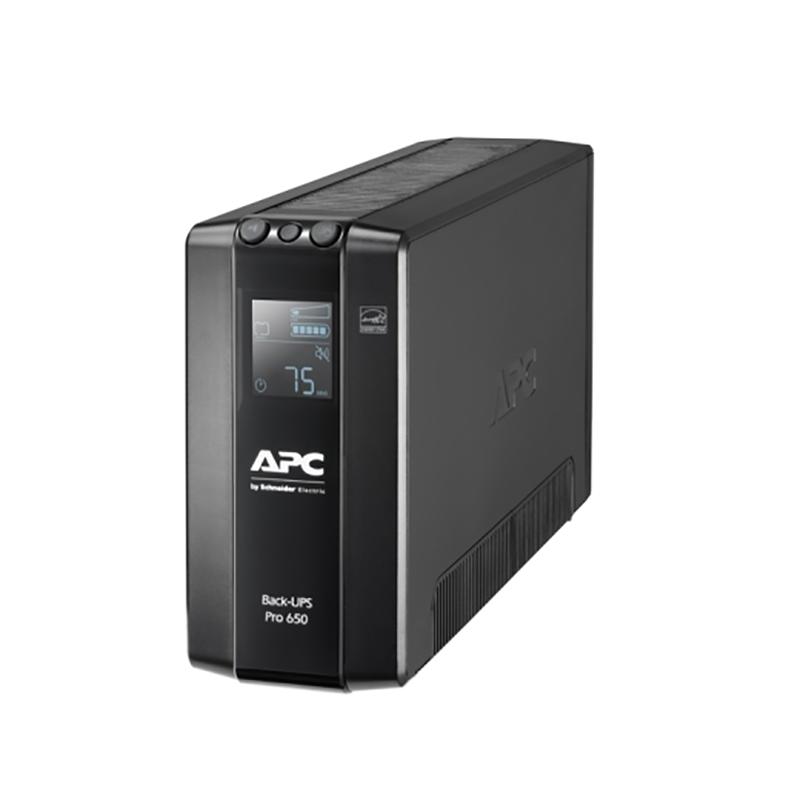 APC BR650MI Back UPS Pro 650VA/390W Line Interactive UPS